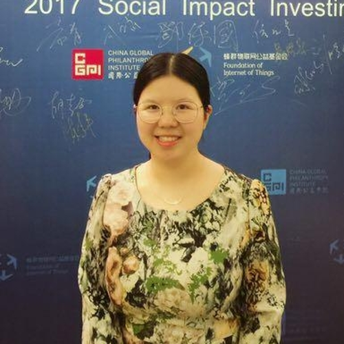 Yalin Zeng (Director, Shenzhen Innovation Corporate Social Responsibility Development Center)
